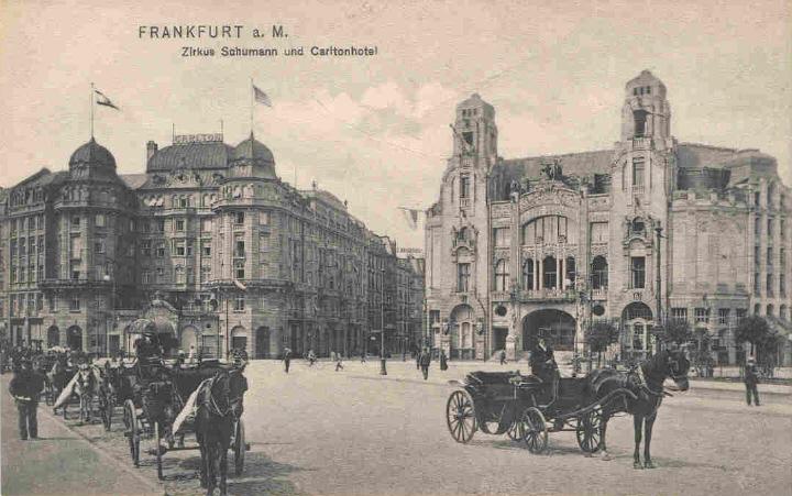 Frankfurt Vor Dem Krieg