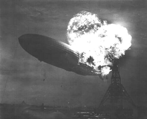 An introduction to the history of hindenburg