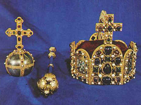 Crown & Scepter of the German Empire